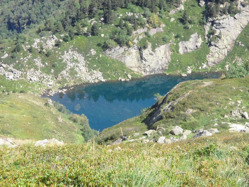 El lago de los Druidas